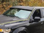 Striker Windshield Drop Visor / Exterior Sun Visor