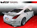 VIS Racing Invader Type 3 Style Rear Wing / Trunk