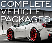 Complete Vehicle Packages
